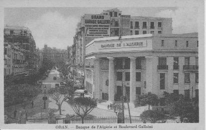 Oran banque de l algérie