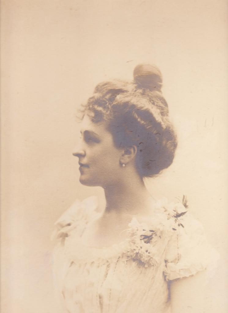 Andrée Gambey épouse Aulois