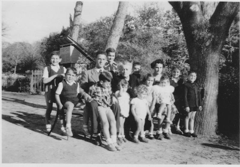 Chéragas avril 1950 2