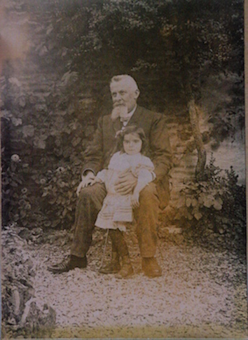 Charles Deschamps et Yvonne Ripard