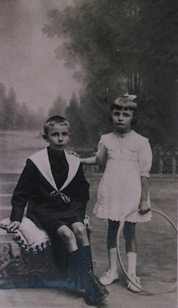 Henri et Marguerite Fumey