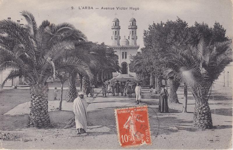 Arba avenue victor hugo