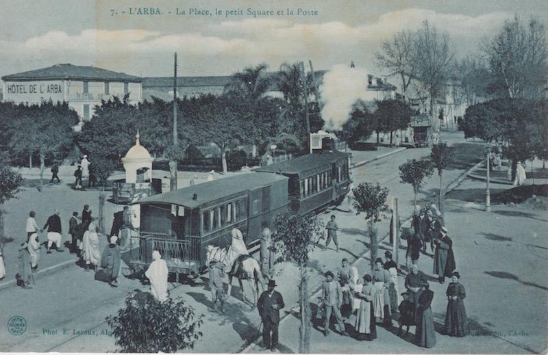 Arba place petit square