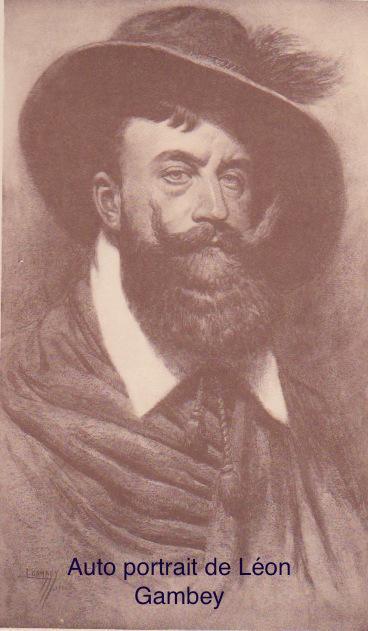 Autoportrait de gambey 6