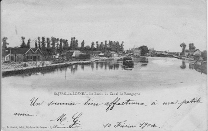 Bassin du canal