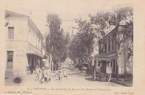 Grande rue et poste