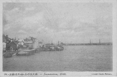 Inondations 1910