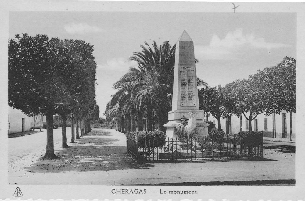 Monument aux mort