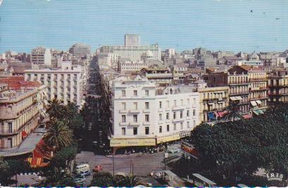 Oran boulevard clemenceau