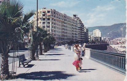 Oran boulevard front de mer
