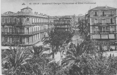 Oran boulevard g clemenceau