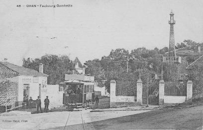 Oran faubourg gambetta