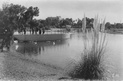 Oran jardin municipal