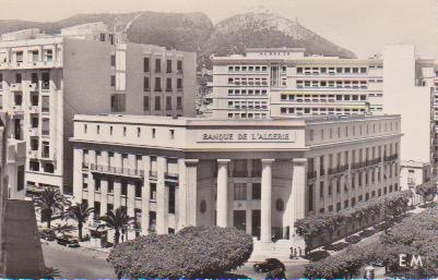 Oran la banque de l algerie
