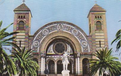 Oran la cathedrale