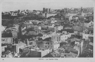 Oran vieille ville