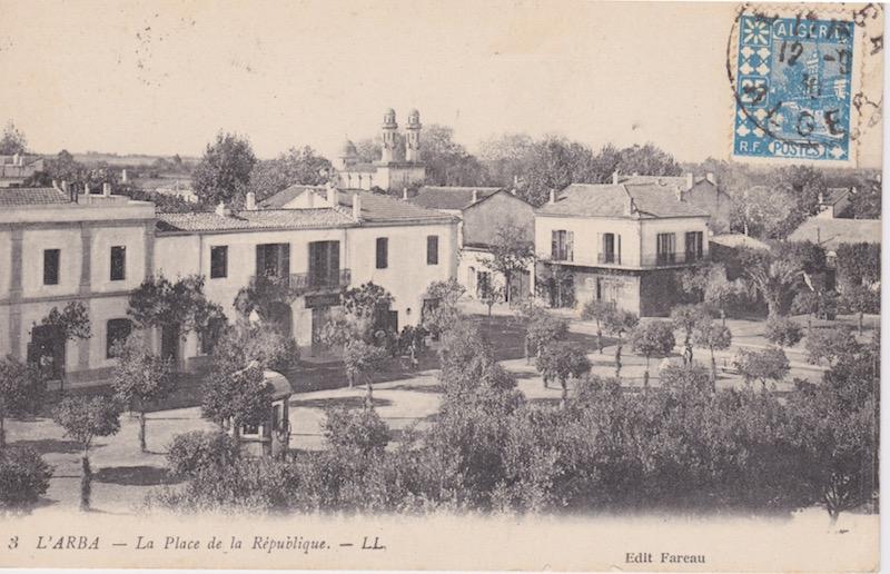 Place de la rep arba
