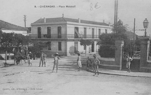 Place malakoff