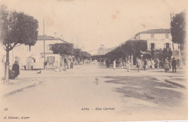 Rue carnot 3 arba