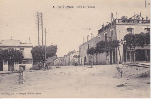 Rue de l e glise
