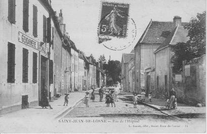 Rue de l hopital