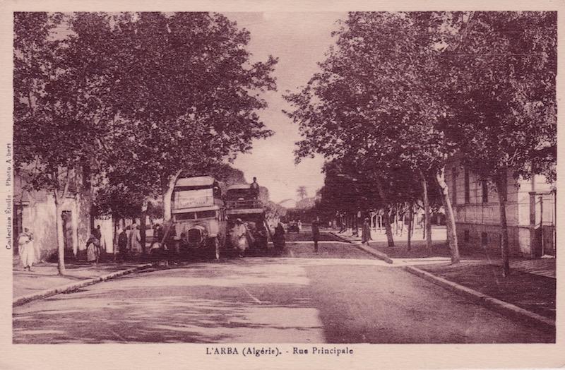 Rue principalearba