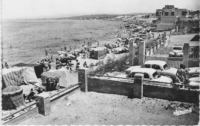 Sidi ferruch plage moretti